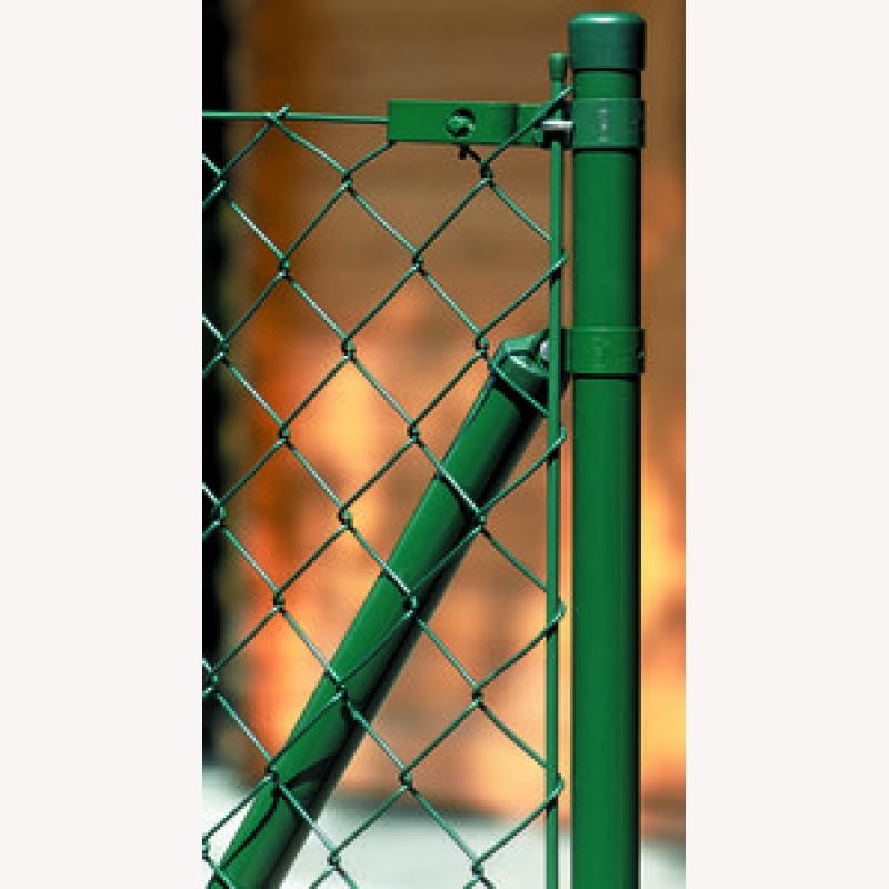 Zaunstreben für Maschendrahtzaun -grün-, 10,80 €